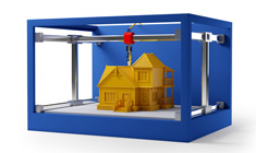How Much Would it Cost to 3D Print Britain�s Homes?
