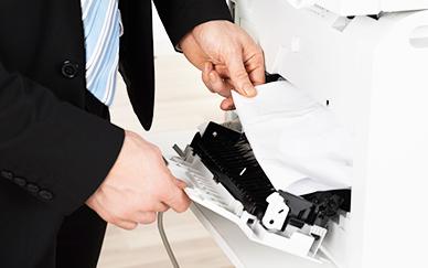 How to Fix a Printer Paper Jam